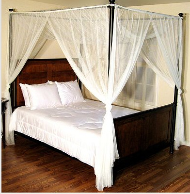 Poster Bed Canopy four-poster bed canopy - gift ideas
