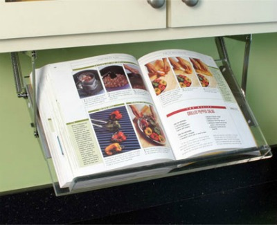 Under Cabinet Cookbook Holder Gift Ideas