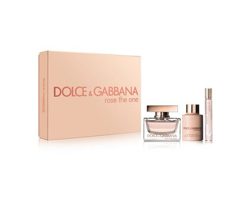 Dolce & Gabbana Rose the One Gift Set - Gift Ideas