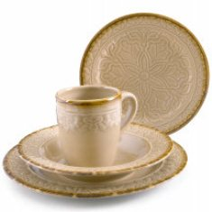 Cindy Crawford Harvest 16-piece Dinnerware Set  sc 1 st  SheKnows & Cindy Crawford Harvest 16-piece Dinnerware Set - Gift Ideas
