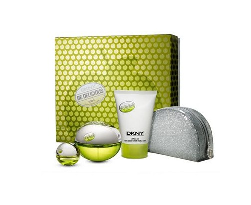DKNY Be Delicious Apple a Day Gift Set - Gift Ideas