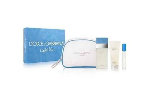 Dolce and Gabbana Light Blue for Women Gift Set - Gift Ideas