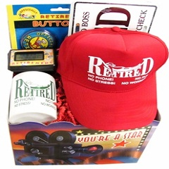 Retirement Gifts for Men - Gift Ideas