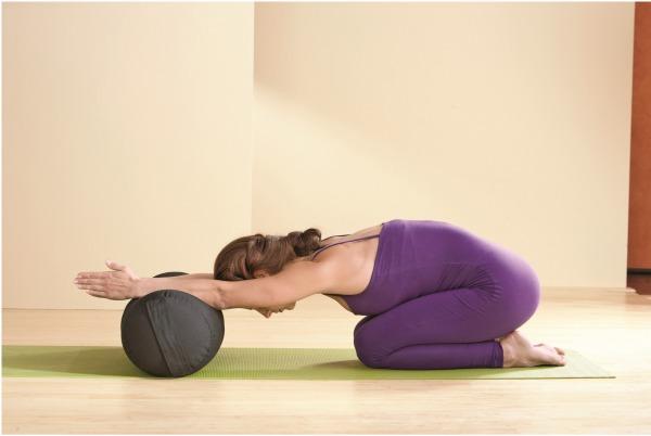 inflatable yoga bolster - Yoga Bolster