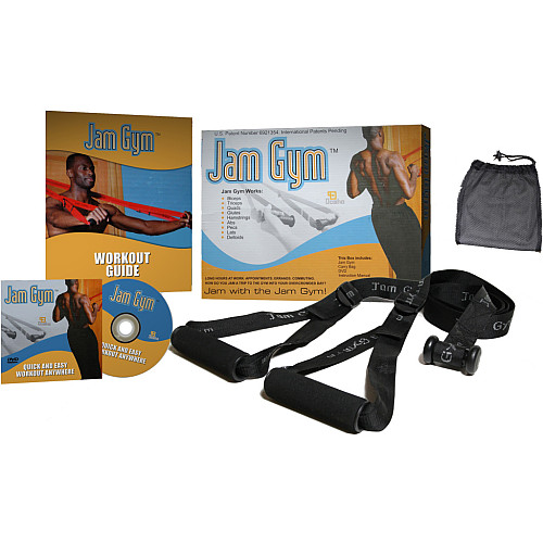 Jam gym home suspension fitness system gift ideas