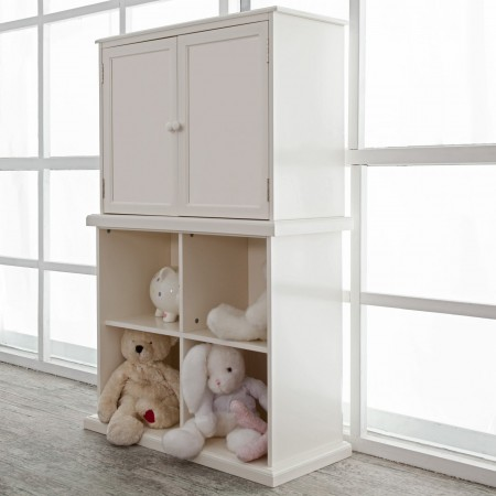 Bon Classic Playtime Stackable Toy Storage