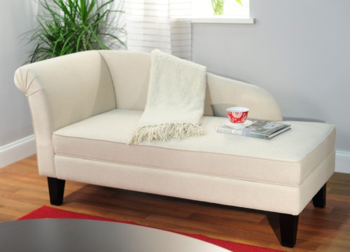 Storage Chaise : chaise storage - Sectionals, Sofas & Couches