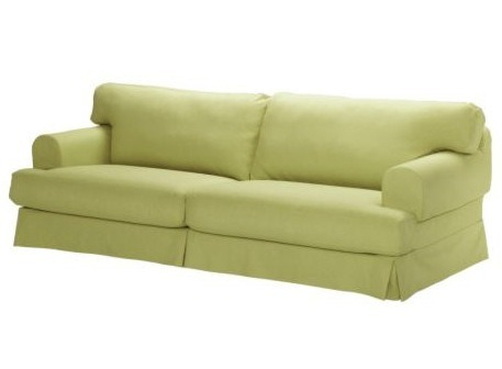 Kallvik light green sofa gift ideas for Light green sectional sofa