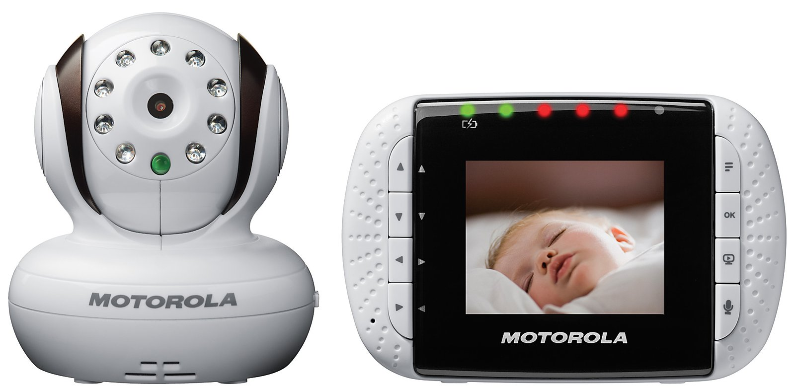 Motorola MBP33 video  best baby monitor