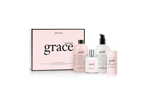 philosophy amazing grace luxurious fragrance layering set - Gift Ideas