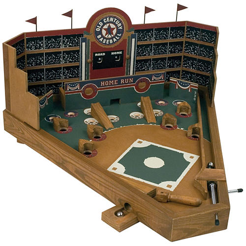 Front Porch Classics Wooden Baseball Game Gift Ideas New Wooden Baseball Game Toy