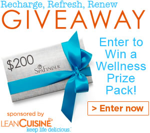 Win a $200 Spa Giftcard!