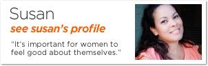 Meet the Women: Susan