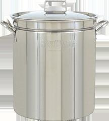 Large pots and pans