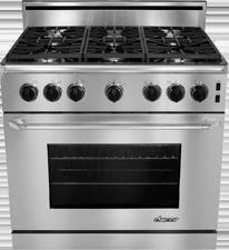 6-burner stove