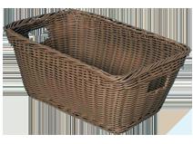 Wicker bins