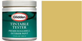 Glidden's Dusty Gold