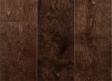 Warm wood flooring