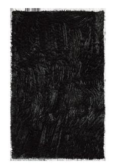 Fluffy area rug