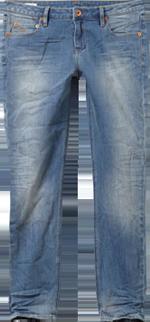 Rogue Blue Crop Jeans