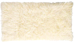Fluffy rug