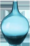 Salong Turquoise Vase