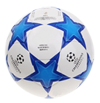Soccer Ball with Blue Stars