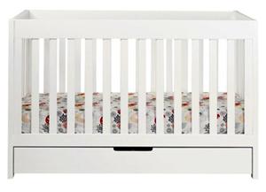 Babyletto Mercer White Crib