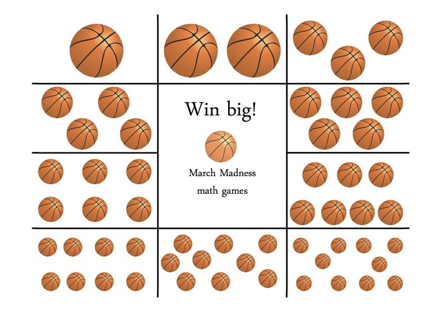 March Madness Basketball Counting