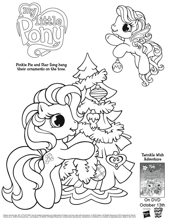 my little pony coloring page free printable coloring pages