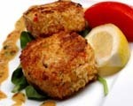 Oven Baked Crab Cakes