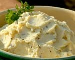 Spicy Chunky Mashed Potatoes