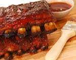 Dry-Rubbed Ribs