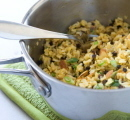 Rice Pilaf with Almonds
