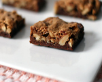Praline Cookie Bars