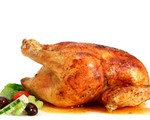 Almost foolproof roasted chicken