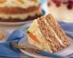 Agave Carrot Cake