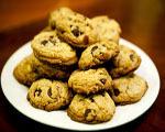 Almond Chocolate Coconut Cookies