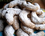 Classic Almond Crescents