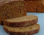 Anadama loaf bread