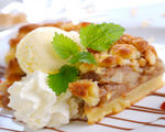 Slow Cooker Apple Pie
