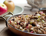 Apple and Raisin Stuffing
