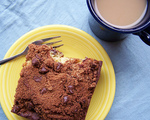 Apple Banana Coffee Cake