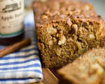 Sweet Apple Bread