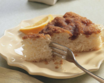 Apple Lemon Coffee Cake