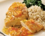 Apricot-Sauced Chicken