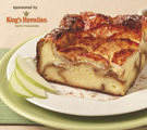 Bread Pudding Florentine