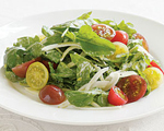 Arugula Salad with Lemon Vinaigrette