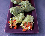 Asian Lettuce Wrap Appetizer