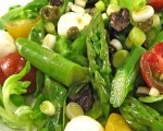 Marinated Asparagus Salad